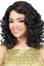 "BeShe  LLSP-141 Swiss Lace Deep Part Lace Front Wig  (14"")"
