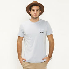 New Billabong Lennox T-Shirt in Blue | Mens Mens Tees
