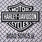 Harley Davidson Road Songs Vol 2 by Various Artists CD 1998 2 Discs NEW SEALED