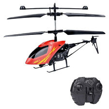 Radio Remote Control Aircraft 2.5CH Mini RC Helicopters Kids Gift