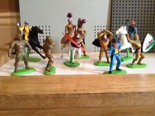 Deetail Britain's  Cowboys &.  Knights Toy   Soldiers Bundle. Job Lot  ����✅✅