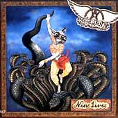 Aerosmith • Nine Lives CD