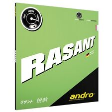 Andro Rasant Table Tennis Rubber (Sale)