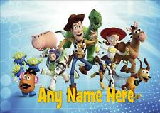 TOY STORY PERSONALISED PLACEMAT