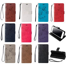 Luxury Leather Credit Card Slot Stand Case Flip Cover For Apple iPod touch 5 6