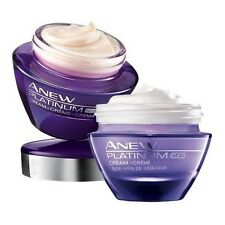 AVON ANEW PLATINUM DAY AND NIGHT CREAM 50 ML FRESH NIB