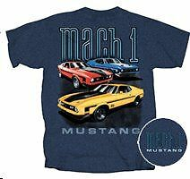 Ford Mustang Tee Mach 1 T Shirt