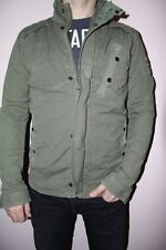 G STAR RAW New Recolite Storm jacket, sage green, NEW with tags