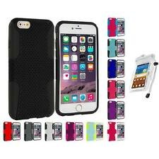 For Apple iPhone 6 (4.7) Hybrid Mesh Case Cover Accessory Waterproof Bag