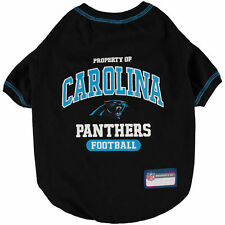 Carolina Panthers Dog Shirt Officially Licensed NFL Products