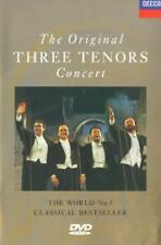 Three Tenors: In Concert DVD NEW