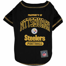 Pittsburgh Steelers Dog Shirt Officially Licensed NFL Products