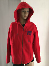 Hollister Men's Hoodie jacket with hood Red size XL new with label