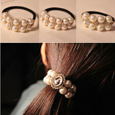 women hair accessories girl headbands hair band head band pearl hair clip