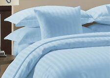 800TC Luxurious Hotel Brand Light Blue Bedding Set Egyptian Cotton In All Size*