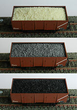 RESIN WAGON LOAD FOR HORNBY OO GAUGE 21T STEEL MINERAL WAGON