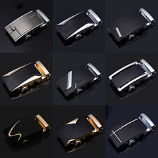 Casual Mens Belts Genuine Leather Belt Fashion Automatic Belt Buckle Waist Strap