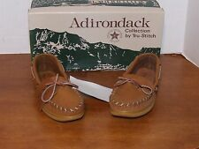 Adirondack Maple Moosehide Moccasins Loafers