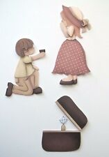 3D ~ U Pick - Engagement Ring Girl Boy Proposal Scrapbook Card Embellishment 792
