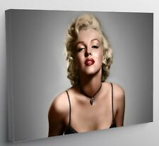 Marilyn Monroe Beautiful Hollywood Canvas Print Wall Art
