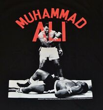 Muhammad Ali Boxing Knock Out T-Shirt Adult Tee Officially Licensed Merchandise