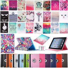 For iPad mini /iPad air /iPad 4 3 2 /Pro Stand Flip Magnetic Leather Case Cover