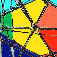 Stained Glass   - CANVAS OR PRINT WALL ART