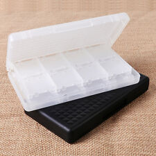 32-in-1 Durable Plastic Game Card Storage Case Box for Nintendo New 3DS/3DS LL
