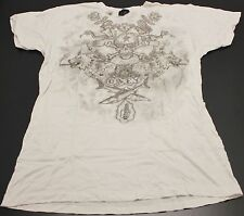 NEW OBEY PROPAGANDA OTARUT RUSSIAN TATTOO LT GREY T-SHIRT SMALL MEDIUM LARGE XL