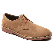 ROCKPORT , ADIPRENE  BY ADIDAS Men's Urban Edge Captoe Oxford New Vicuna Suede
