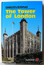 VINTAGE LADYBIRD BOOK - The Tower of London - Series 861 - 1st Edition 1987