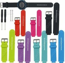 Silicone Watch Band Bracelet Pins For Garmin Forerunner 220 230 235 630 620 735