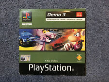 Rare Sony PlayStation McDonalds Demo Disc 3 PS1