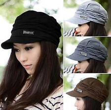 NEW Ladies Hat Peak Cap Baseball Style Cap Latest Fashion Cotton for ALL SEASONS