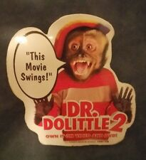 Dr.  Dolittle 2 Dierbergs DVD release movie Collectible pin