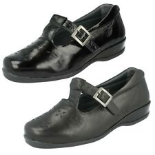 Ladies Sandpiper Mary Jane Shoes Style - Ascot