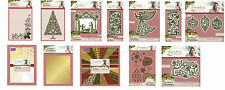 Crafters Companion Sara Signature Collection TRADITIONAL CHRISTMAS CardMaking