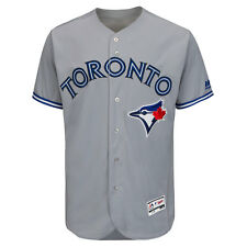 Toronto Blue Jays Authentic On-Field Flex Base Road MLB Baseball Jersey
