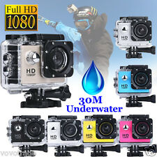 【SALE】HD 1080P SJ5000/SJ4000 Waterproof Action Sports Camera Camcorder DV LOT