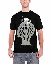 Gojira T Shirt L'enfant Sauvage Wild Healer band logo Official Mens New Black