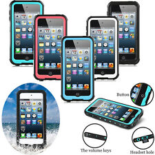 ATOMIC SHOCKPROOF WATERPROOF DIRTPROOF CASE COVER FOR APPLE IPOD TOUCH 5 6th Gen