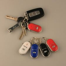 Mouse over image to zoom 1pcs-LED Key Finder-Keychain-Whistle-Sound-Control-LocW