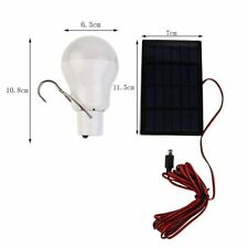 nice Portable Solar Power 12 LED Lamp Outdoor Lighting Camp Tent Fishing Light