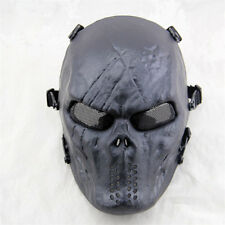Airsoft Paintball Protective Full Face Skull Mask Outdoor Cs Game Cosplay Mask