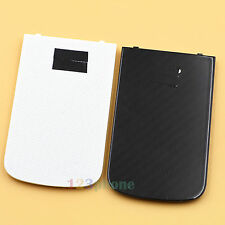 Housing Battery Rear Back Cover Door For Blackberry Bold 9900 9930 (Black White)