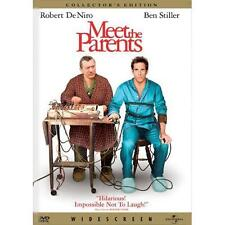 Meet The Parents (DVD, 2001, Widescreen) Collector's Edition