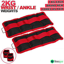 Wrist Ankle Weights Women Resistance Strength Training Exercise Bracelets Men