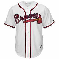 Atlanta Braves 2016 Cool Base Replica Home MLB Baseball Jersey