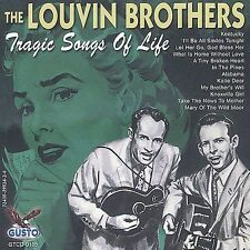 Tragic Songs of Life [Gusto] by The Louvin Brothers (CD, Jun-2003, Gusto...