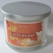 Avon 3 Wick Jar Scented Candle Burn Time 30 Hours